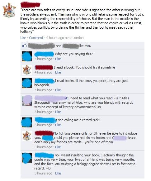 facebook argument 1