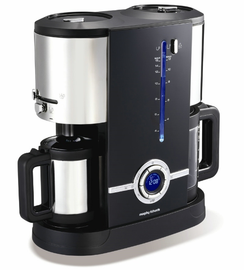 Morphy Richards Programmable Coffee Maker : morphy-richards-latitude-filter-coffee-maker Krauser PUA