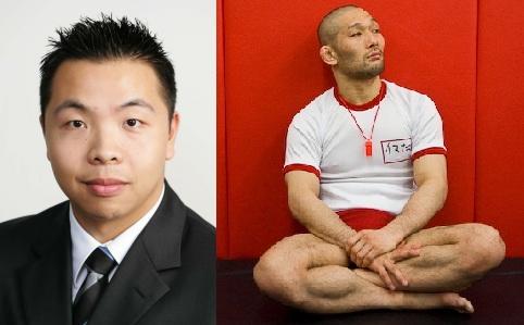 Random Asian and Masakazu Imanari