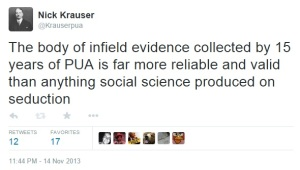 PUA and social science