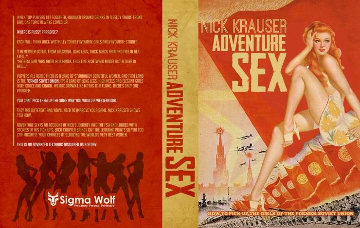Image result for krauser adventure sex