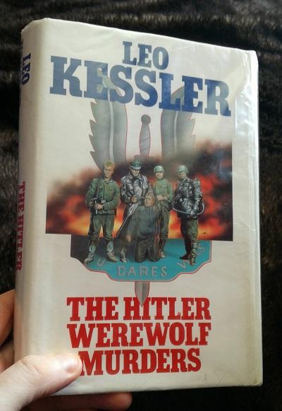 Hitler Werewolf Murders