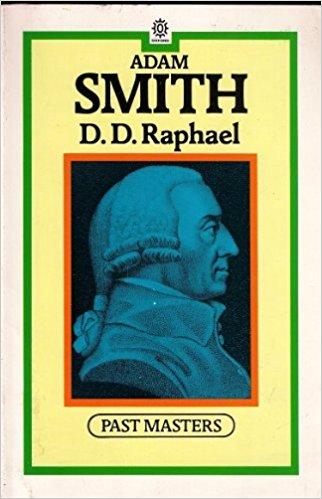 Adam Smith D D Raphael