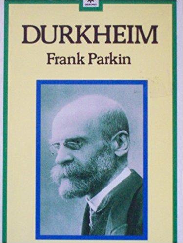Durkheim Past Masters