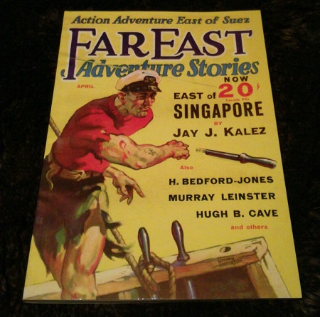 Far East Adventure Stories
