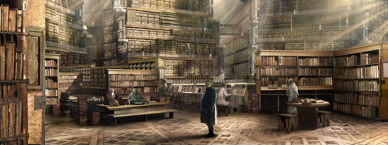 Game of thrones library