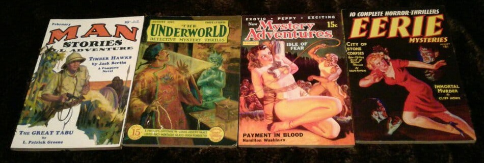 Pulp reproductions