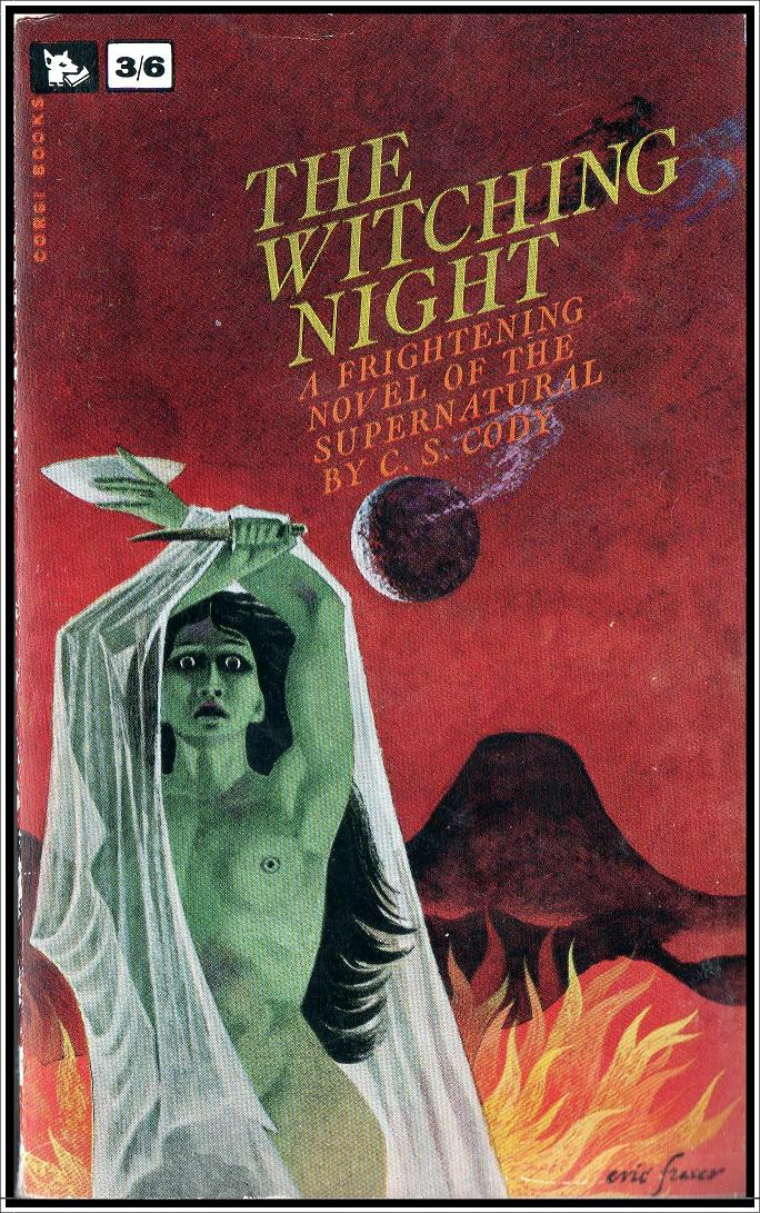 witching night front cover corgi books 1963