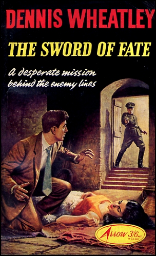 Sword of fate Dennis Wheatley