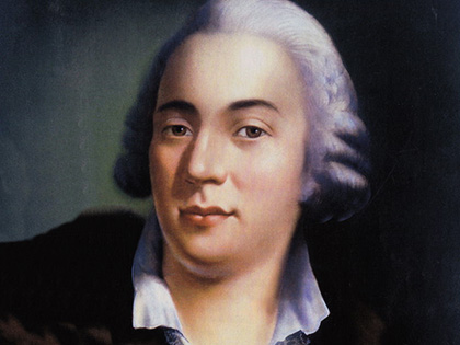 Casanova portrait