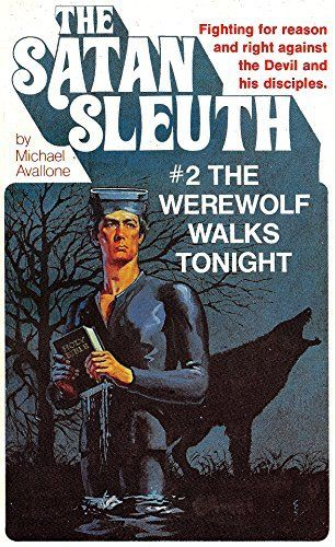 The Werewolf Walks Tonight