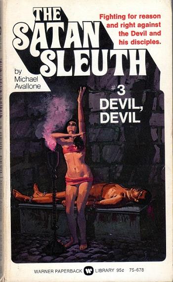 Satan Sleuth 3 Devil Devil F012