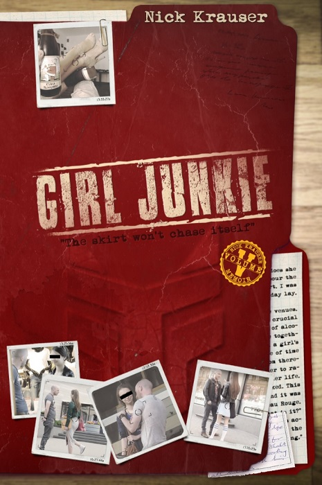 Girl Junkie Front Cover