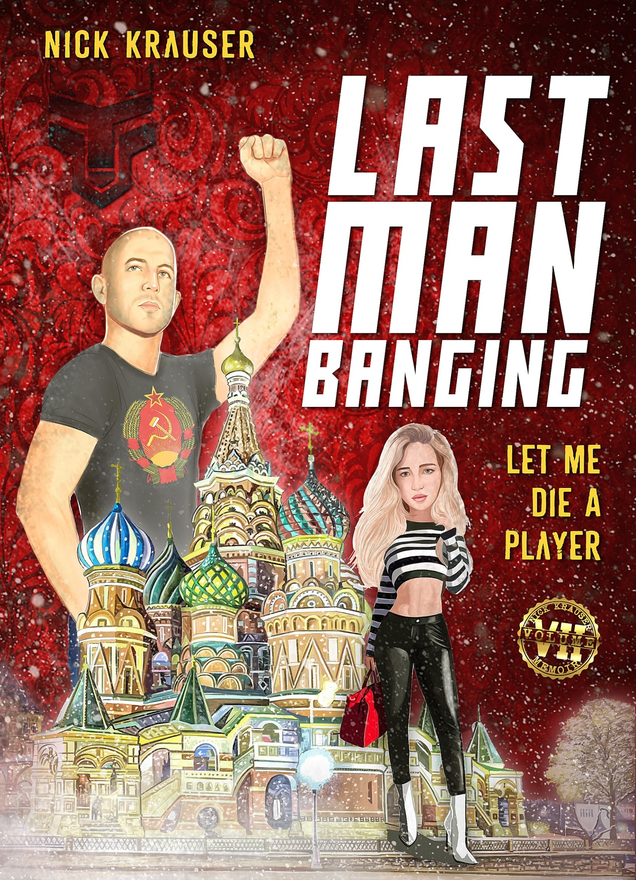 Last Man draft front cover