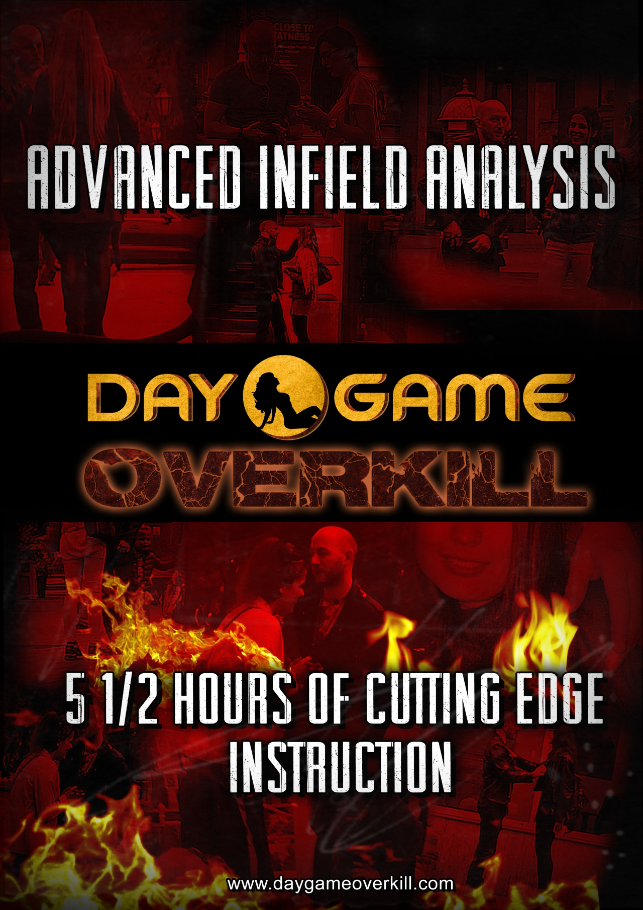 Daygame Overkill poster hi res